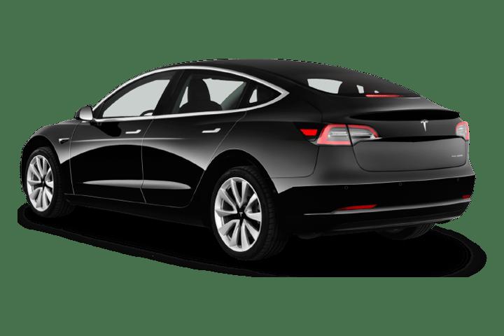Tesla-Model 3-Gran Autonomía AWD-rear