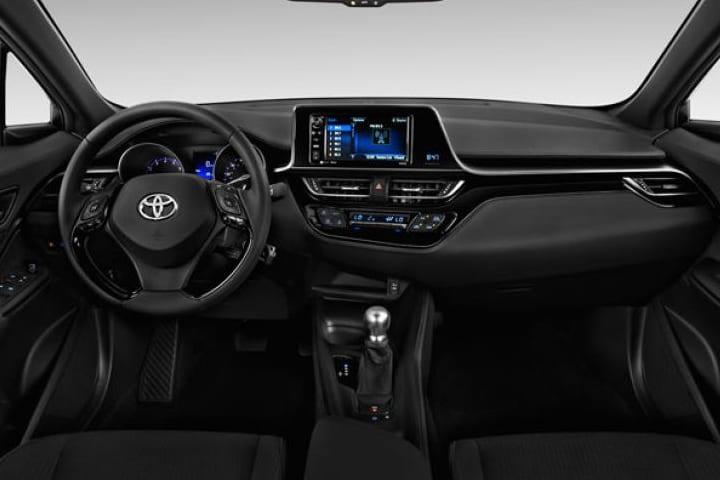 Toyota-C-HR-1.8 125H Advance-interior