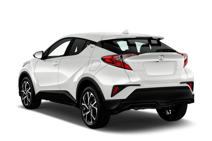 Toyota-C-HR-1.8 125H Advance-rear