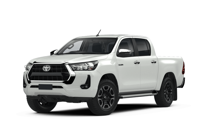 Toyota-Hilux-CD 2.4 D-4d GX