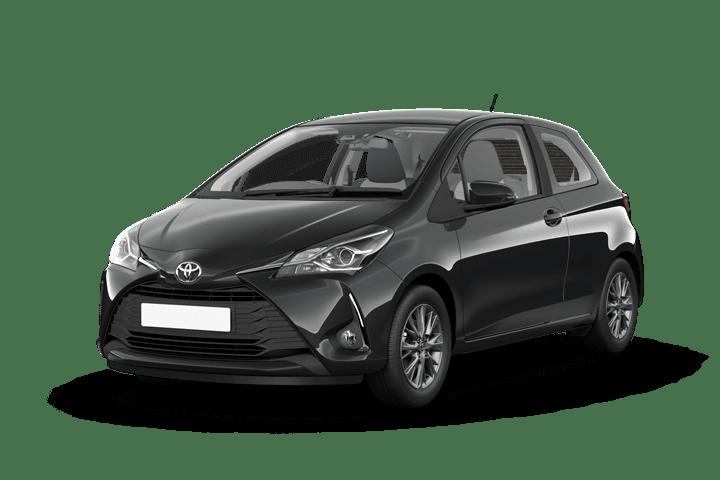 Toyota-Yaris 3p-1.0 VVT-i