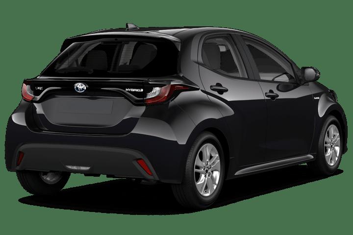 Toyota-Yaris-1.5 Hybrid-rear
