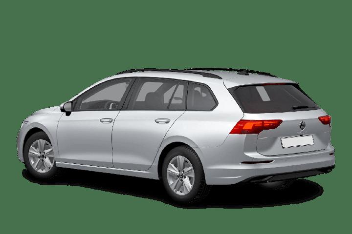 Volkswagen-Golf-Variant 1.0 Life eTSI-rear