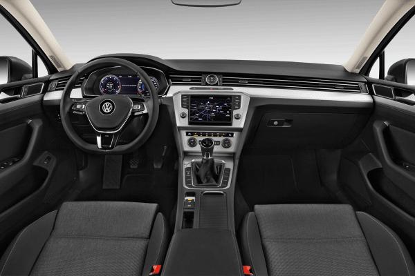 Volkswagen-Passat-Advance 2.0 TDI 150CV BMT DSG-interior