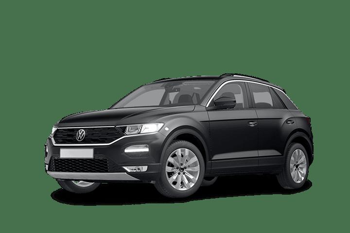 Volkswagen-T-Roc-Edition 2.0 TDI