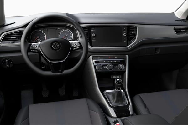 Volkswagen-T-Roc-1.0 TSI Style-interior