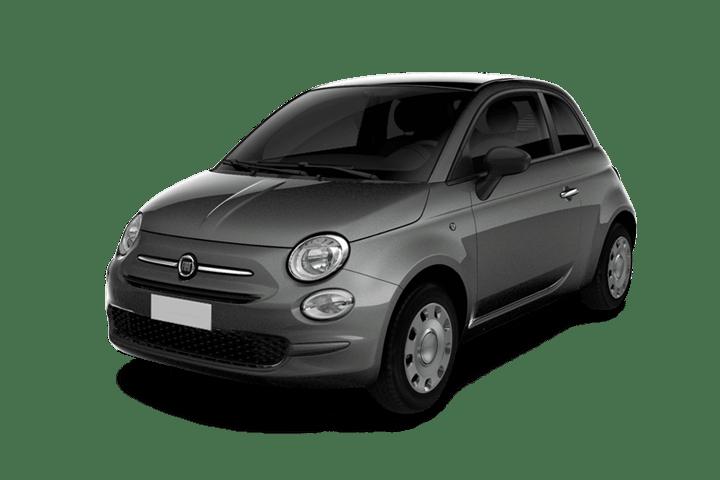 Fiat-500-1.0 Ibrido Lounge