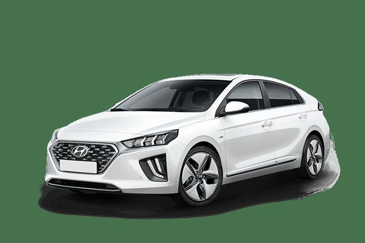 Hyundai-Ioniq-1.6 GDI HEV Klass DT