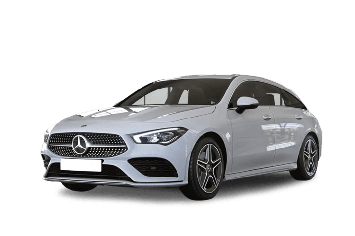 Mercedes-CLA Shooting Brake-200d DCT AMG Line
