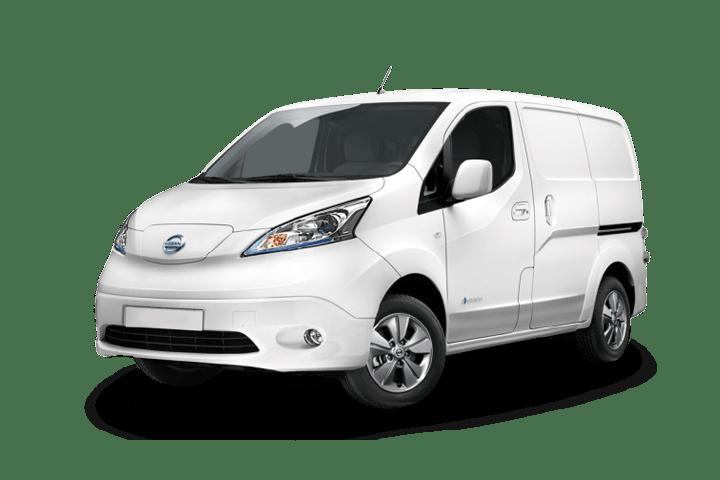 Nissan-e-NV200-40kWh Profesional