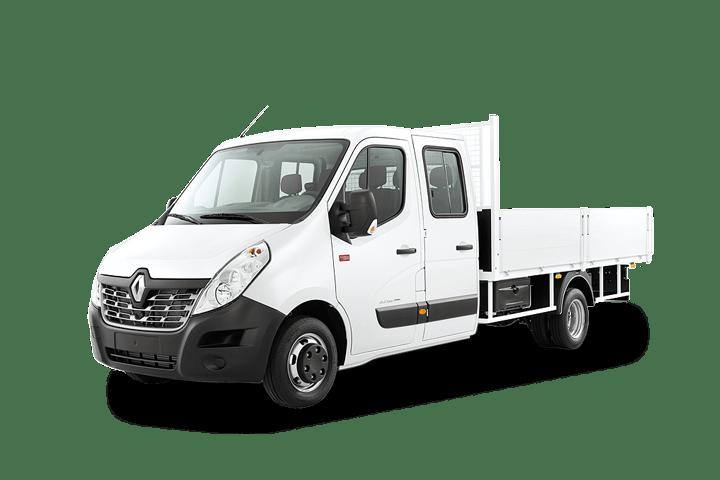 Renault-Master Ch Dob Cab-T L3 3500 E BlueDCi