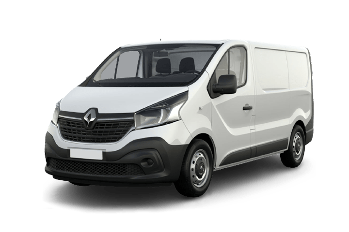 Renault-Trafic-L1H1 Energy BlueDCi Isotermo