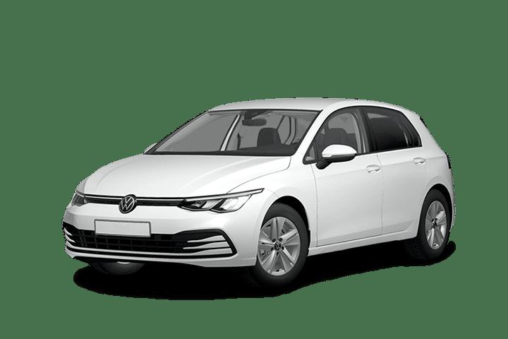 Volkswagen-Golf-1.0 TSI Trendline BMT