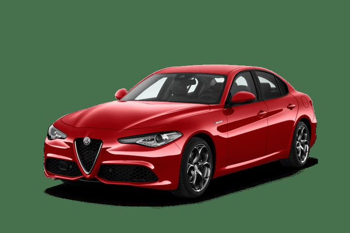 Renting Alfa Romeo Giulia 2.2 Diesel Super AT