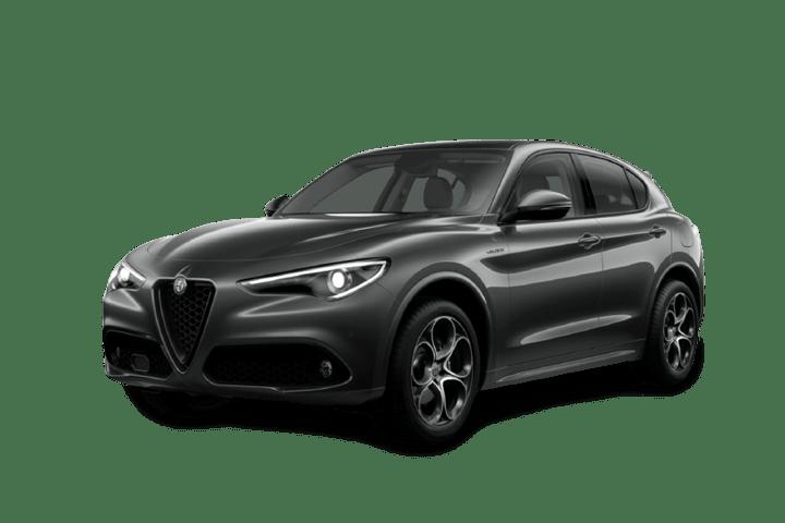 Renting Alfa Romeo Stelvio 2.2 Turbo AT8 Q4 Business