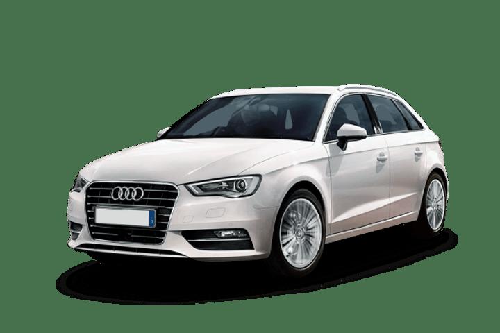 Renting Audi A3 Sportback 1.6 TDI 110 CV S Line Edition Sportback