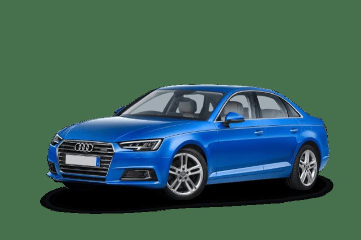 Renting Audi A4 2.0 TDI Advanced Edition