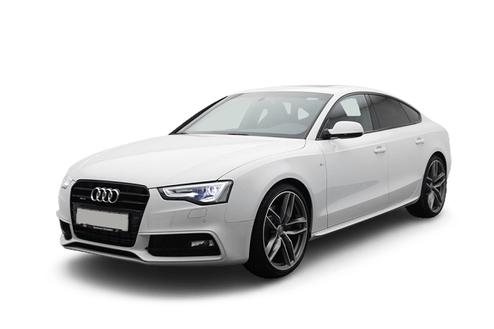 Renting Audi A5 Sportback 2.0 TDI Clean Advanced