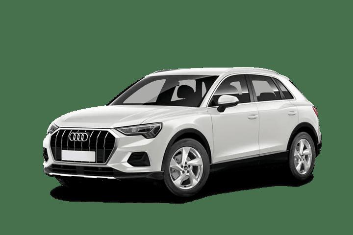 Renting Audi Q3 45 TFSIe Stronic Advanced