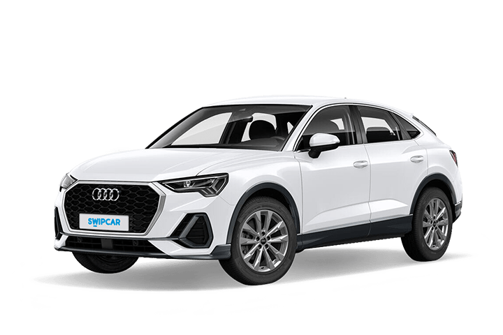 Renting Audi Q3 Sportback 45 TFSIe Stronic Advanced