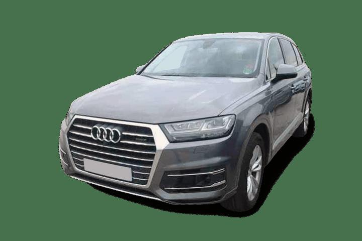 Renting Audi Q7 3.0 TDI quattro tiptronic Sport