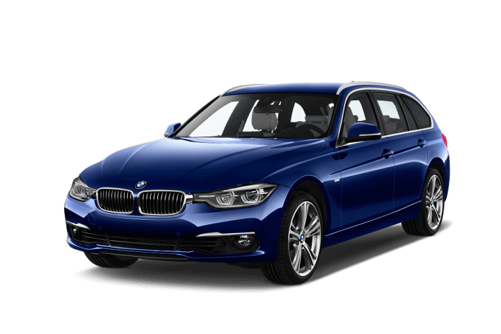 Renting Bmw Serie 3 Touring 320d