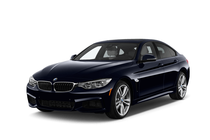 Renting Bmw Serie 4 420D Gran Coupé