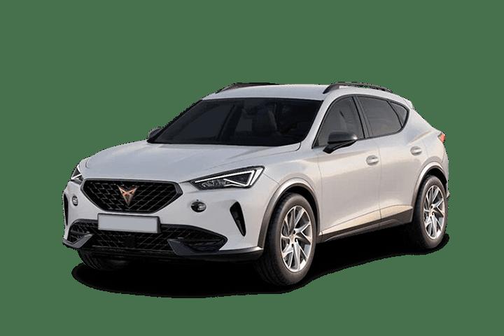 Renting Cupra Formentor 1.4 e-Hybrid DSG