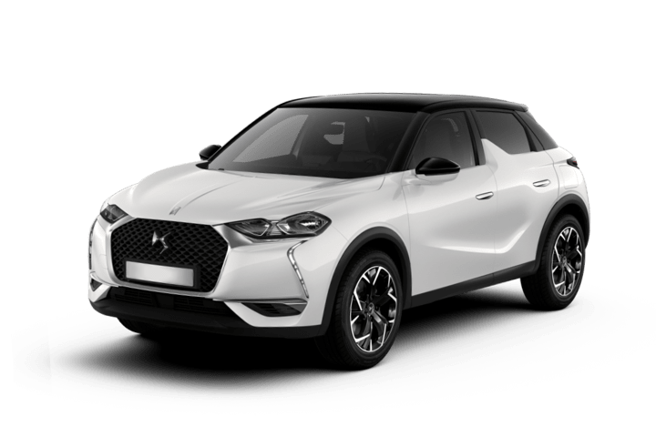 Renting DS 3 Crossback Blue HDi 100 So Chic