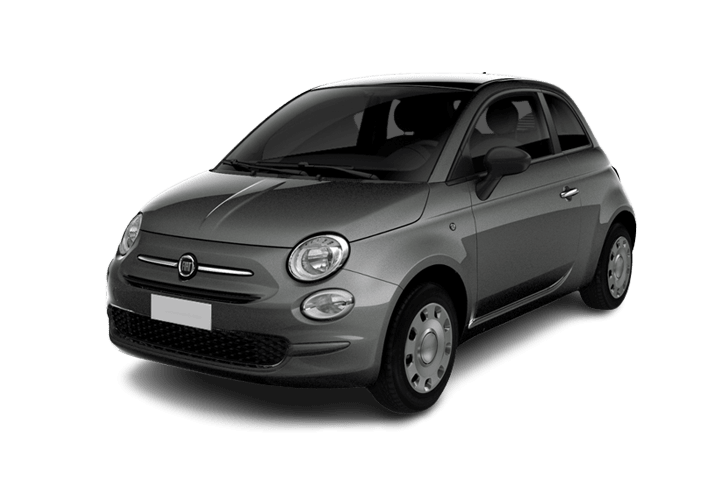 Renting Fiat 500 1.0 Hybrid Connect