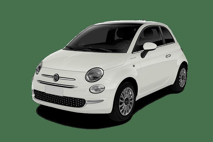 Renting Fiat 500 Dolcevita 1.0 Hybrid