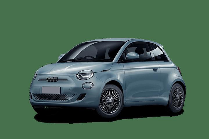 Renting Fiat 500 Eléctrico Icon Hb