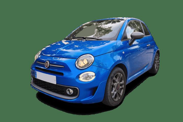Renting Fiat 500 Sport 1.0 6v GSE Hibrido