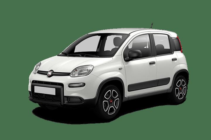 Renting Fiat Panda 1.0  Hybrid A