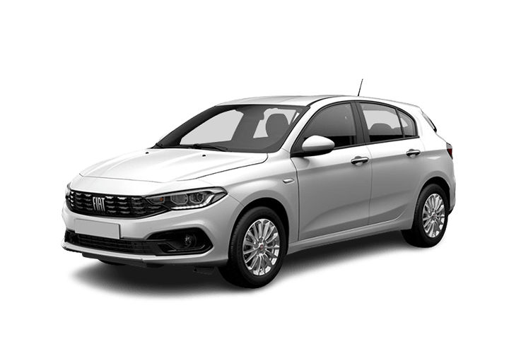 Renting Fiat Tipo HB Life 1.0