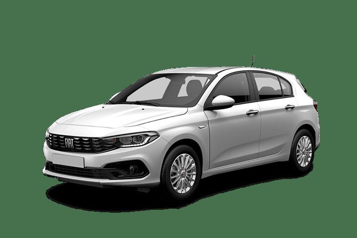 Renting Fiat Tipo Life 1.3 Multijet