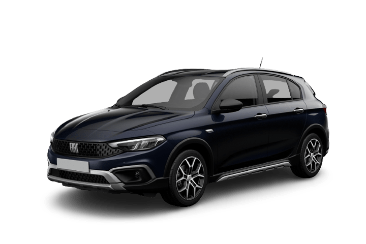 Renting Fiat Tipo Cross 1.0