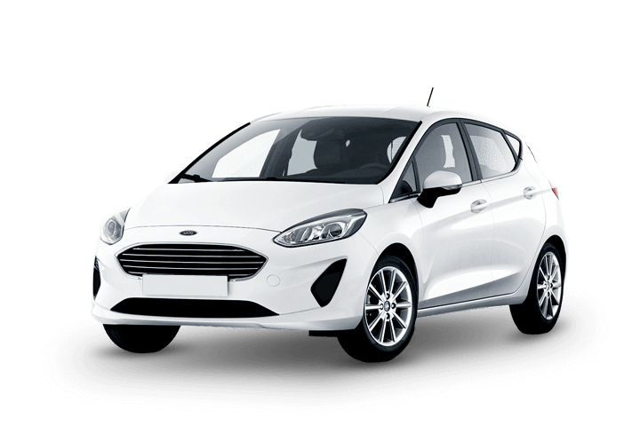 Renting Ford Fiesta 1.0 EcoBoost MHEV Trend