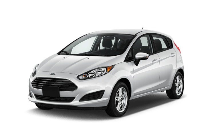 Renting Ford Fiesta 1.5 TDCi 75cv Trend 5p