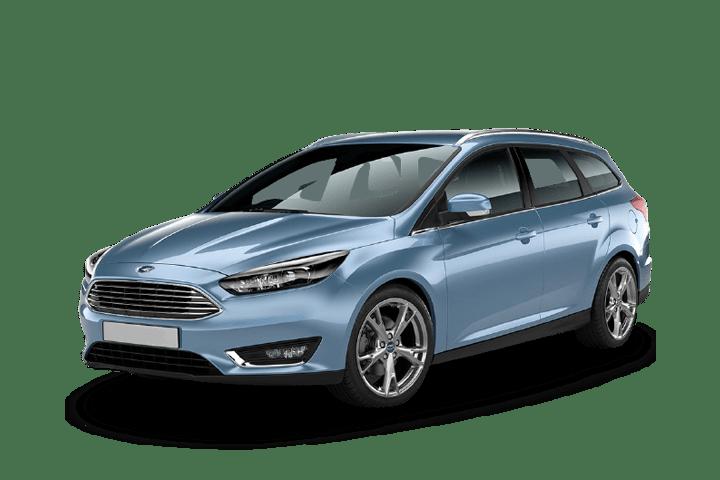 Renting Ford Focus 1.5 TDCI Trend+ Sportbreak
