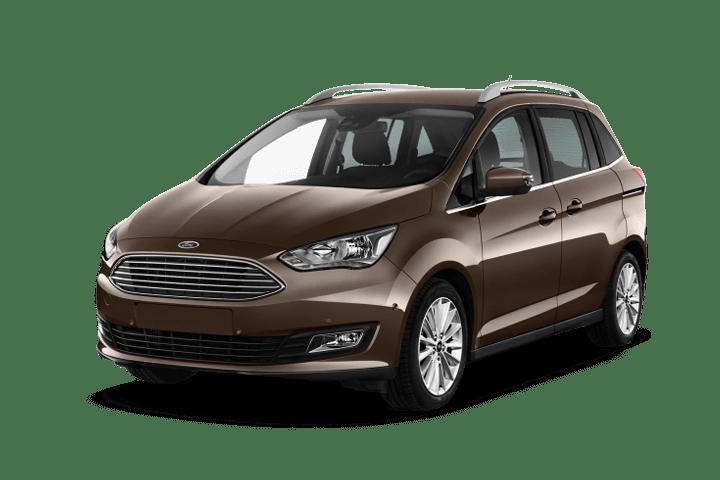 Renting Ford Grand C-Max 1.5 TDCi 120CV Trend+