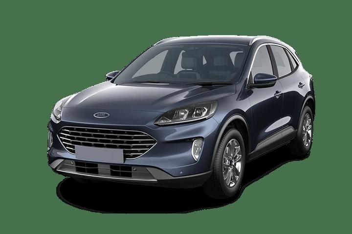 Renting Ford Kuga EcoBlue 2WD Titanium