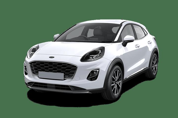 Renting Ford Puma Titanium 1.5