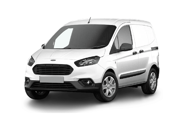 Renting Ford Transit Courier Van 1.5 TDCi 75cv Trend