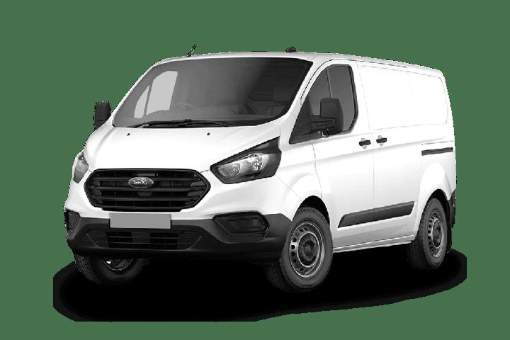 Renting Ford Transit Custom 2.0 TDCi FT 280 L1 Trend MHEV