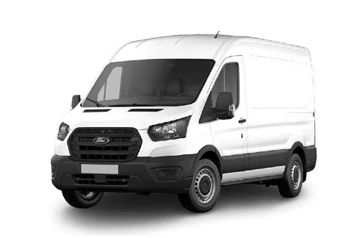 Renting Ford Transit 350 Trend 2.0 Eco Mhev