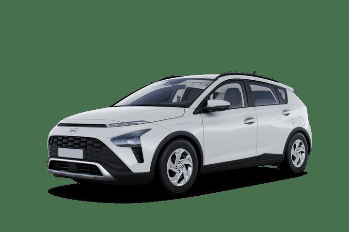 Renting Hyundai Bayon 1.2 MPI Essence