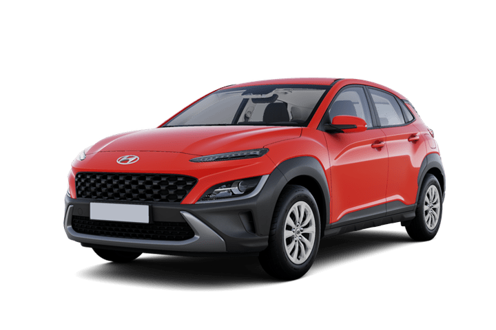 Renting Hyundai Kona TGDI 1.0 4x2 NLINE