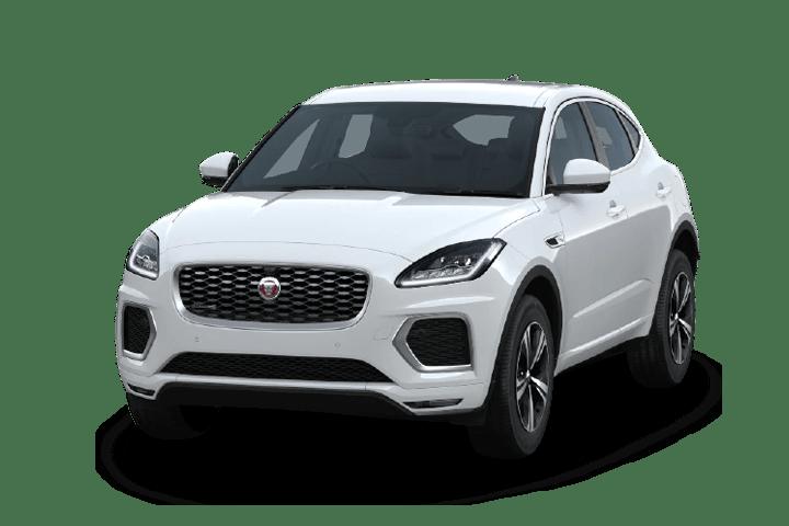 Renting Jaguar E-Pace 2.0D S 4WD