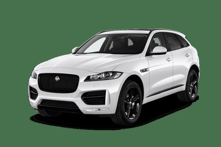 Renting Jaguar F-Pace 2.0L I4D AWD Prestige